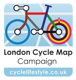 Image result for london cycle map campaignlogo