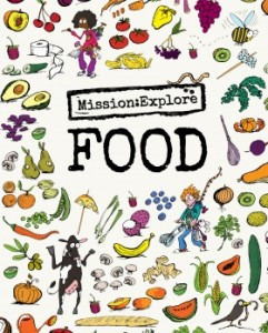 Lin to Mission Explore Food Book website