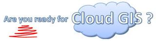 cloud GIS graphic