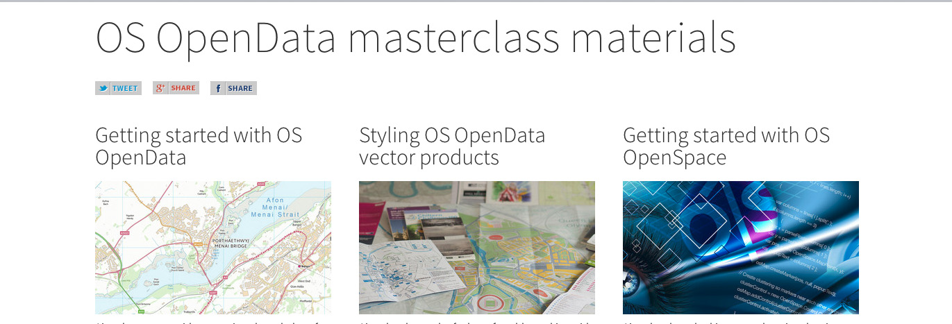 OS OpenData Masterclass download screen shot