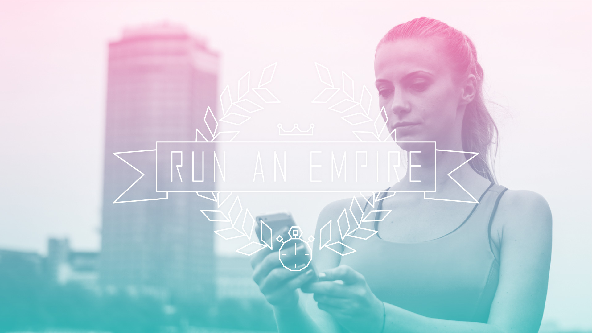Run an Empire header