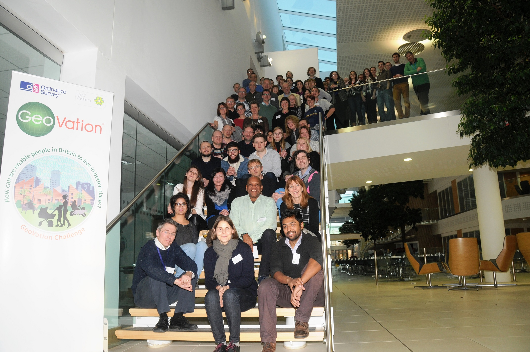 GeoVation camp 2015