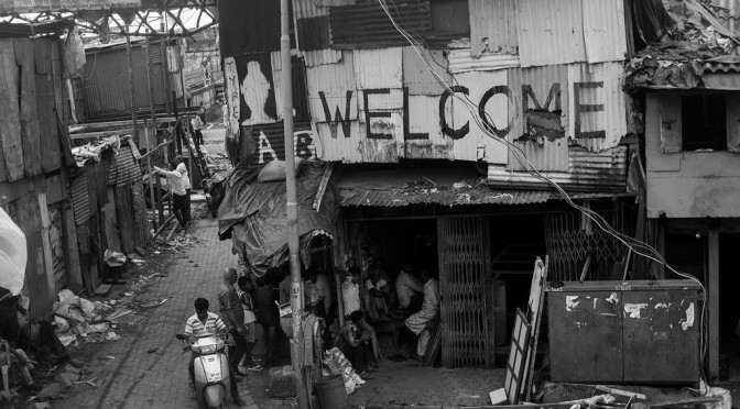 Dharavi Welcome (1)