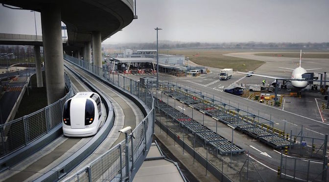 Photo of Heathrow Pod at terminal 5