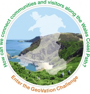 GeoVation Challenge Wales Coast Path - link