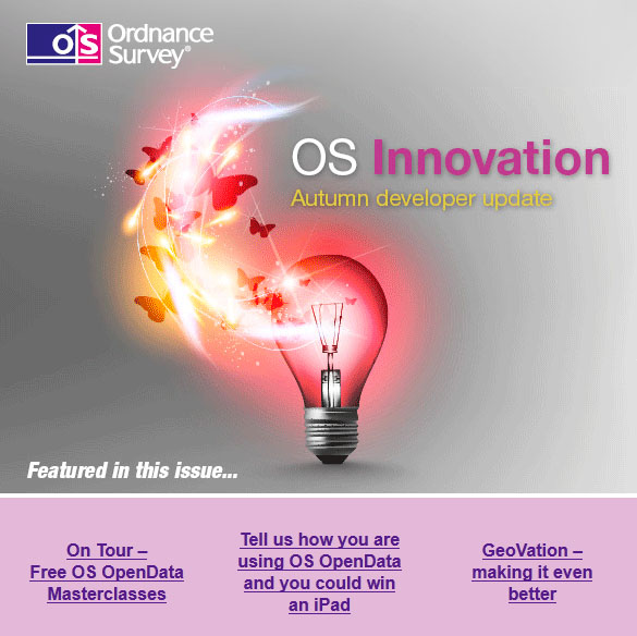 Image of OS Innovation 2012 Newsletter - Click to open online PDF