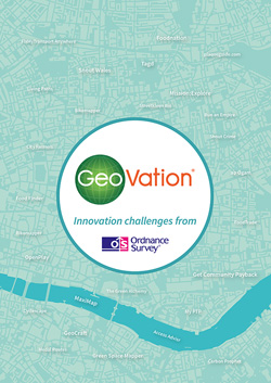 Image of the GeoVation booklet cover and hyperlink to download