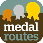 Medal Routes Logo