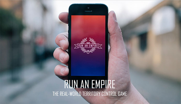 Run An Empire Home page